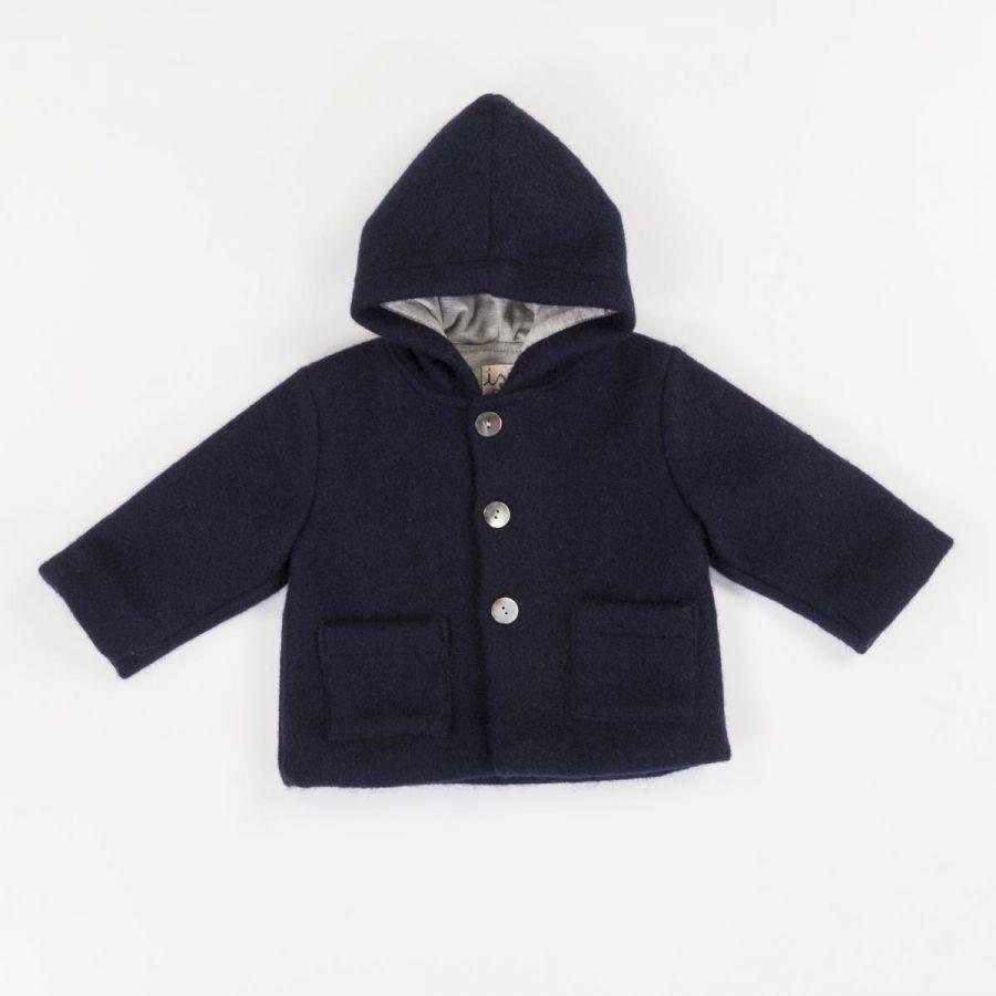 Velour coat