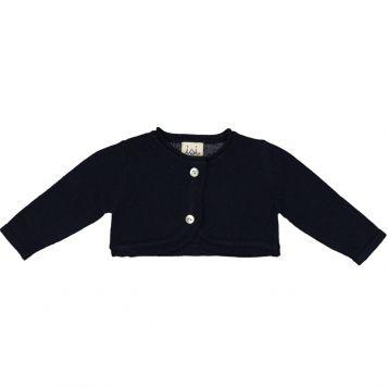 Wool/cashmere bolero