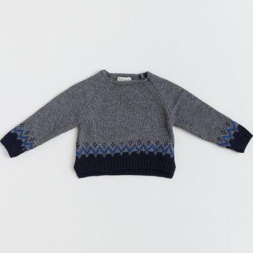 Maglione lana/cashmere