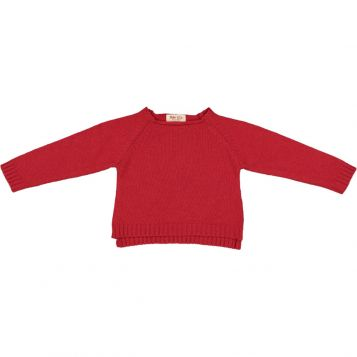 Wool/cashmere sweater